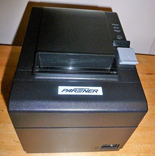(Partner Tech Rp. 500 Direct Thermal Printer . Monochrome . Desktop . Receipt Print . 2.83