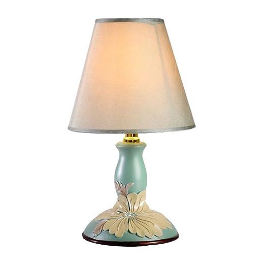 Amazon.com: Lámpara de escritorio – Moda de resina para ...