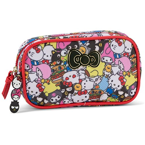 Hello Kitty Sanrio Zip Pouch Makeup Pencil - Loot Crate Exclusive