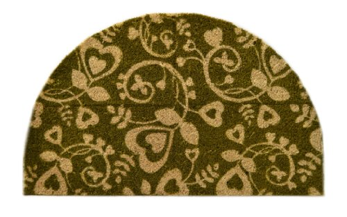 Imports Doormat Swirls 18 Inch 30 Inch product image