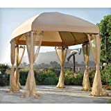 Cheap Avalon Gazebo Replacement Canopy – RipLock 350