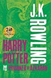 Harry Potter 3 and the Prisoner of Azkaban (Harry Potter 3 Adult Cover)