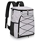 Best Backpack Coolers - SEEHONOR Insulated Cooler Backpack Leakproof Soft Cooler Bag Review