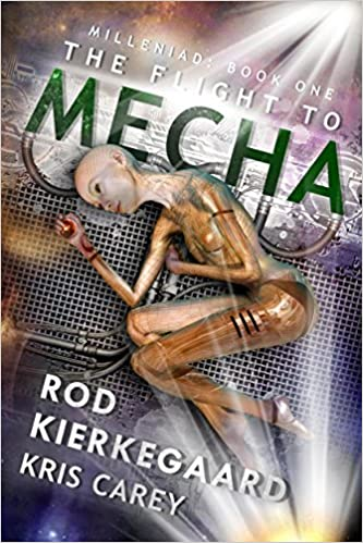 Download online The Flight to Mecha (Milleniad Book 1) PDF
