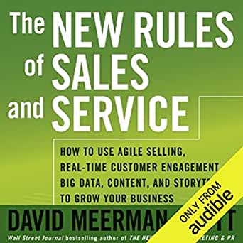 Amazon com: The New Rules of Sales and Service: How to Use