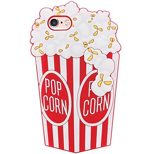 3d popcorn iphone 6 case - 2