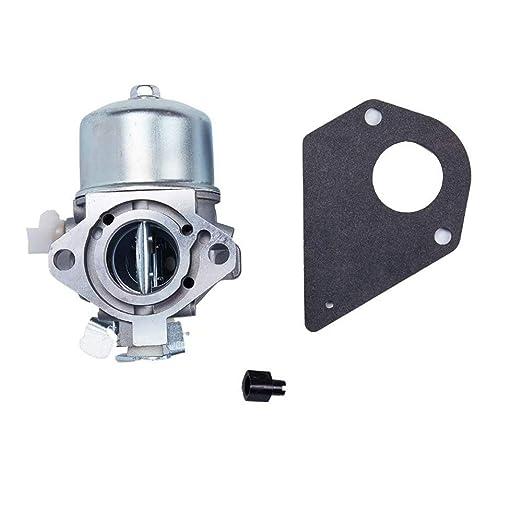 MZY LLC carburador para cortacésped Briggs & Stratton 499158 ...