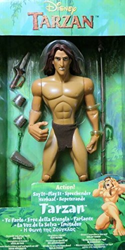 Disney Tarzan Figure / Disney Tarzan action figure