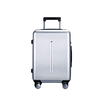 b862ca4034c4 Amazon.com: Bahaowenjuguan Trolley Universal Wheel Luggage 24 inch ...