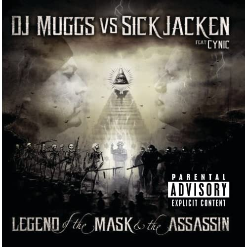 Legend Mask Assasin Muggs Jacken product image