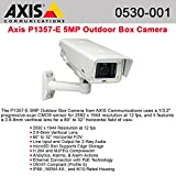 Axis Communications P1357-E 0530-001 Day/Night Outdoor Network Camera