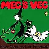 Meg's Veg (Meg and Mog) by Helen Nicoll (25-Feb-1982) Paperback