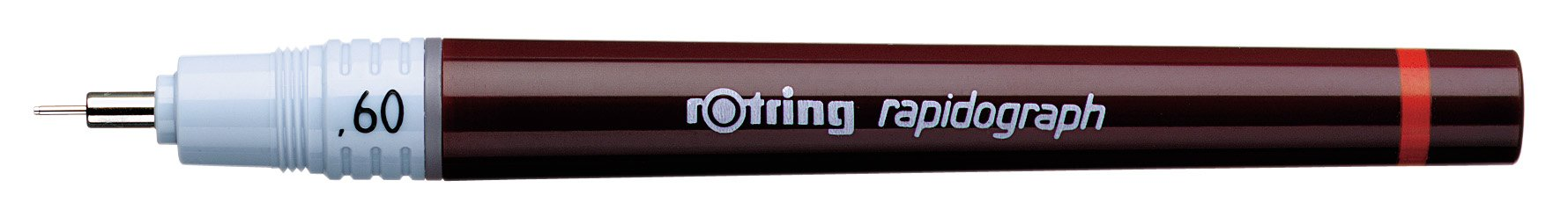 Rotring Rapidograph Technical Drawing Pen Junior Set, 3 Pens with Line Widths of 0.2mm to 0.6mm, Brown (S0699490) by Rotring (Image #4)