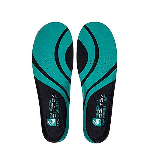 Shock Doctor Low Profile Cleat Insole – DiZiSports Store