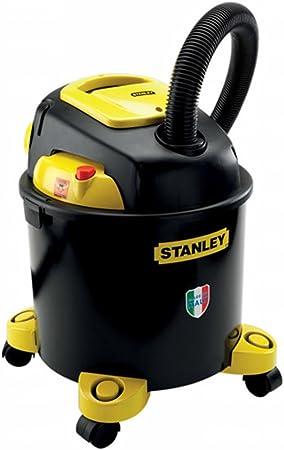Aspirador de polvo y liquido Stanley STN 18 VP: Amazon.es ...