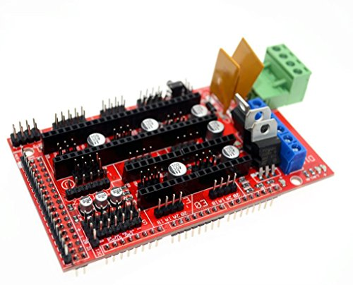 XO RAMPS 1.4 3D Printer Control Panel Reprap MendelPrusa (Avatar Masks)