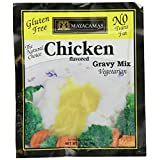 Mayacamas Vegetarian Chicken Flavoured Gravy Mix, 12 Count