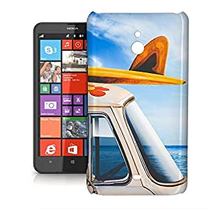 Phone Case For Nokia Lumia 1320 - Summer Road Trip Back Lightweight