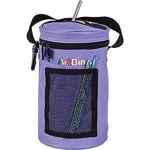 Amazon.com: ArtBin 6832 AG Mini hilo para tejer y crochet de ...