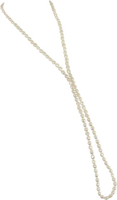 Paialco Jewelry NA Aucun Type de métal Baroque Culture en Eau Douce Perle
