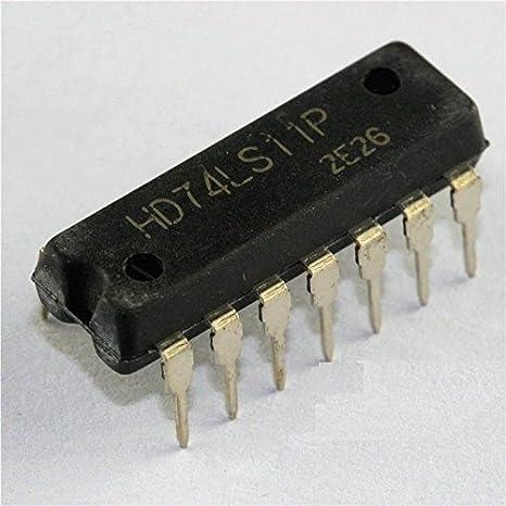 5PCS HD74LS11P DIP HITACHI Triple 3-input Positive AND Gates NEW HIGH QUALITY