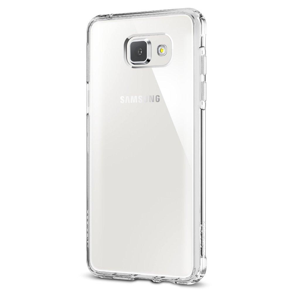 Samsung Galaxy A5 2016 Case Spigen Air Cushion Tough Armor Hybrid Back Electronics
