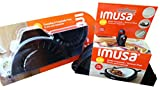 Imusa Plastic Empanada Press Set of 3