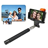 Generic Extendable Handheld Wireless Bluetooth Monopod Tripod Selfie Review and Comparison