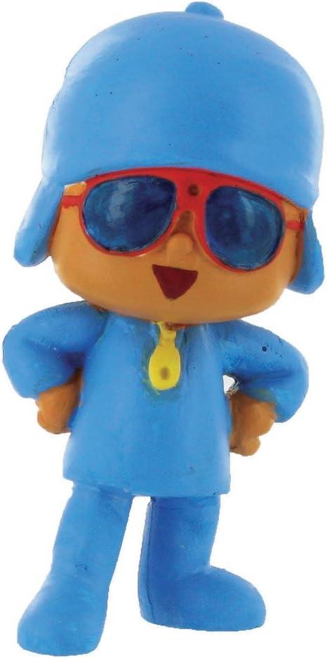 Pocoyo Comansi 99184 - Figura pocoyo gafas de sol longitud de ...