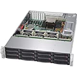 Supermicro Super Storage Server Components SSG-5028R-E1CR12L