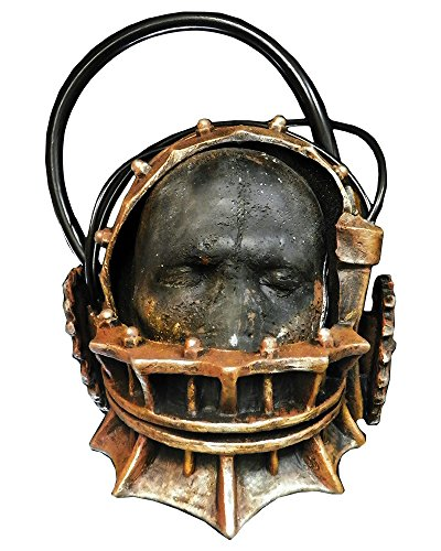 Trick or Treat Studios Men's Saw-Reverse Bear Trap Full Head Mask - http://coolthings.us