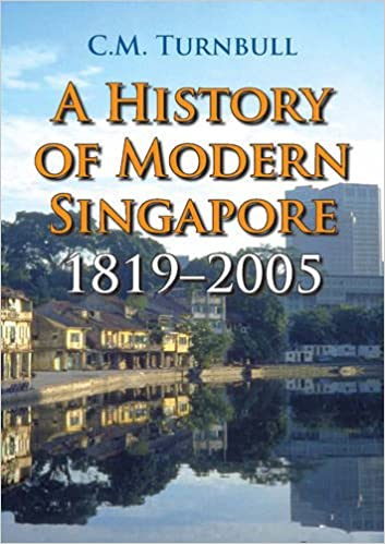 Book A History of Modern Singapore, 1819-2005