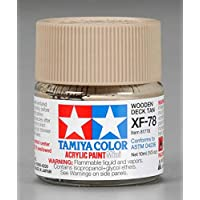 Tamiya 81778 - Pintura Acrílica Mini, Mate Madera
