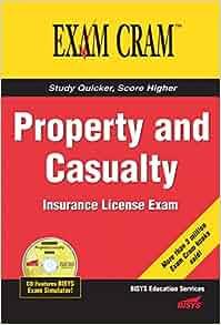 Property Casualty Insurance License Exam Cram