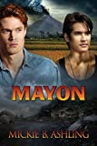 Front cover for the book Mayon by Mickie B. Ashling