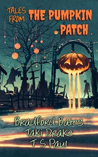Tales from The Pumpkin Vamp (Holiday Tales Book 1)