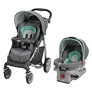 Graco Stylus Travel Connect 30 Travel System - Winslet