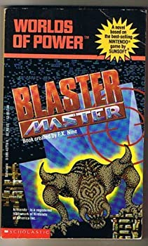 Worlds of Power (Blaster Master) 0590764810 Book Cover