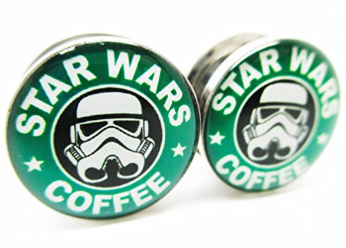 Star Wars Coffee Plugs Screw product image