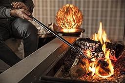 Firedragon: Blow Poke Fireplace Tool