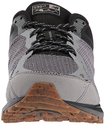 Responsive Chaussures Grey Balance New Black Hommes pour MT590 EBqng