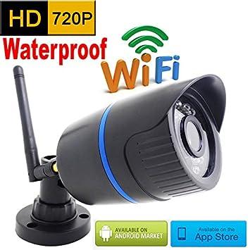 SUNNY-MERCADO ip cámara 720p wifi HD wateproof de seguridad cctv al aire libre de