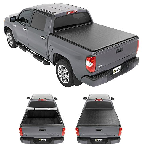 (Bestop 18100-01 ZipRail Tonneau Cover for 2000-2006 Toyota Tundra & 1993-1998 T-100 Regular Cab, 8.0' bed )