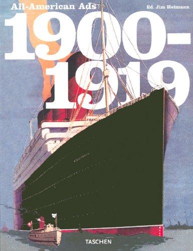 All-American Ads 1900-1919 (Midi S.)