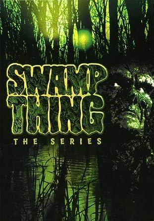 Amazon com: Swamp Thing - The Series: Mark Lindsay Chapman