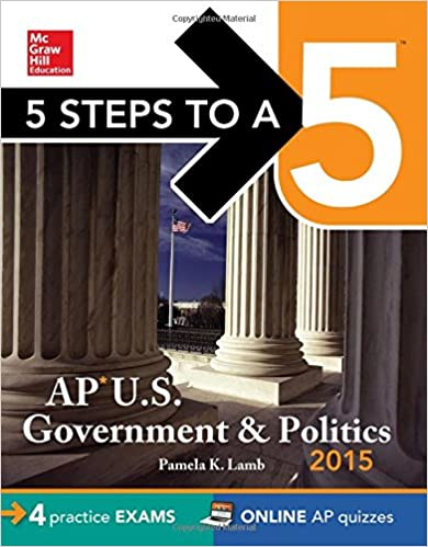 Amazon 5 steps to a 5 ap us government and politics 2015 5 steps to a 5 ap us government and politics 2015 edition 5 steps to a 5 on the advanced placement examinations series 6th edition fandeluxe Image collections