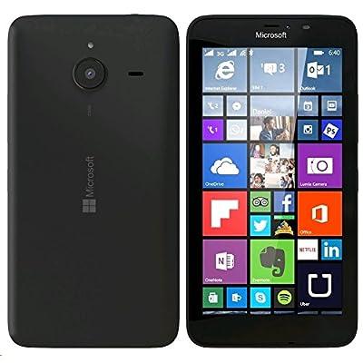 "Microsoft Nokia Lumia 640 LTE RM-1072 8GB 5"" Unlocked GSM Windows 8MP Camera Smartphone - Black - International Version No Warranty by Nokia"