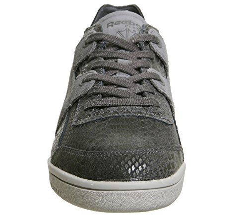Gris Gris Baskets Dcn Workout Femme Lo Reebok Mode Foil Wwq0Uv8WB