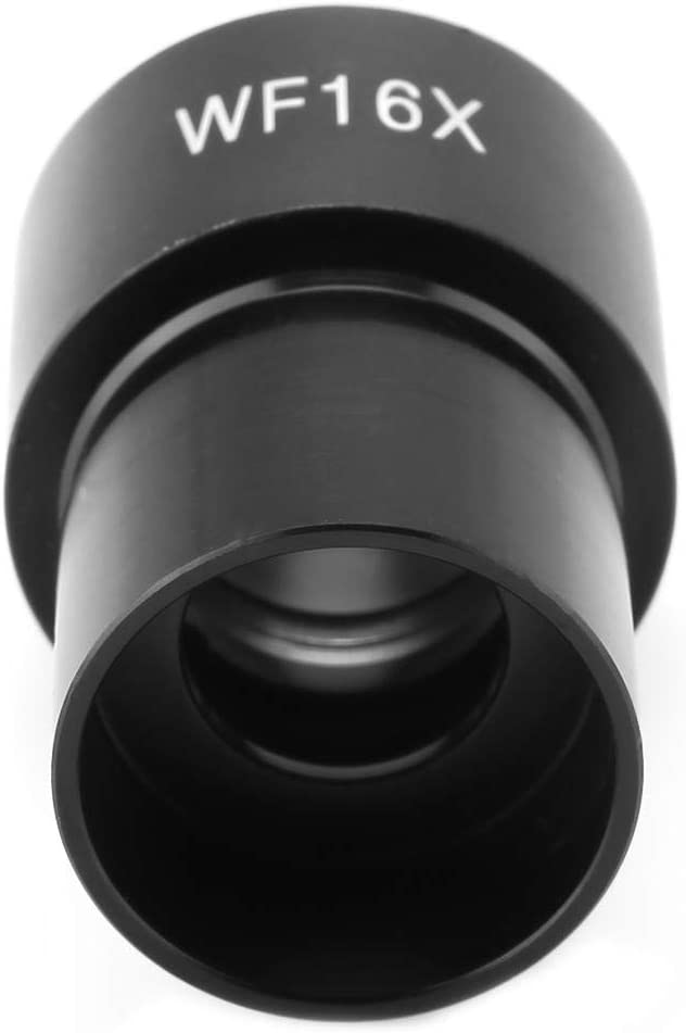 Microscope Eyepiece MAGTDM-WF009 WF16X Magnification Microscope Wide-Angle Eyepiece Interface Diameter 23.2mm