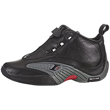 fa62fad6e6878c Reebok Mens Answer IV Basketball Sneaker (8 D(M) US)